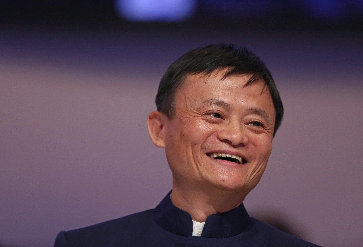 New era at Alibaba as Jack Ma rides into the sunset