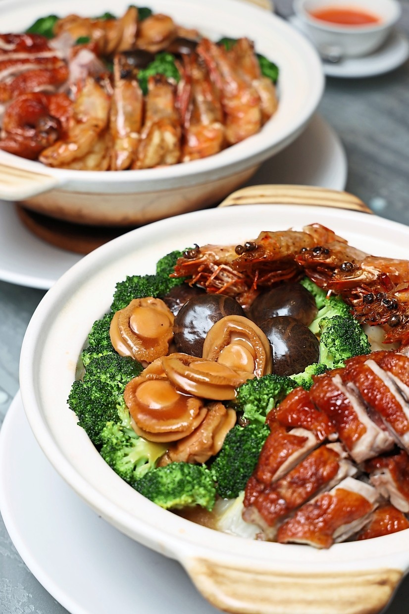 South African Abalone Treasure Bowl for the Mid-Autumn Bliss promotion at Elegant Inn. — Photos: GLENN GUAN/The Star