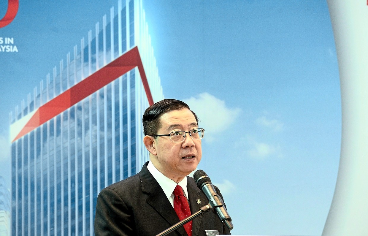 Below target: Lim says the 75% national insurance penetration rate target by 2020 is unlikely to be achieved.