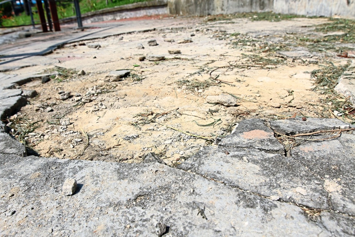 Petaling Jaya residents say roads should be resurfaced regularly as if ignored, repair works will cost more. — Filepic