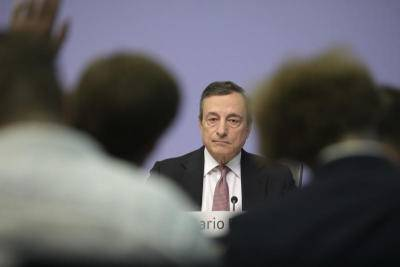 Draghi gives banks pain relief as ECB negative rates cut deeper