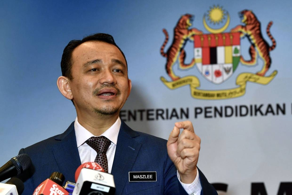 Maszlee: Bright future ahead for TVET in Malaysia