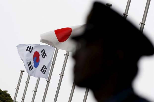 Japan removed Seoul's fast-export status in late August after imposing tighter controls on exports of three materials to South Korea used in chips and display industries. South Korea on Monday filed a WTO dispute with Japan on export curbs.