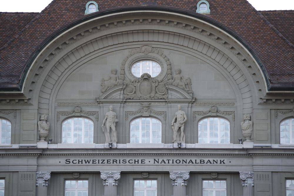 The Swiss National Bank (SNB) last week left its main policy rate at -0.75% and said it expects to stick to its ultra-loose monetary stance for the long haul.