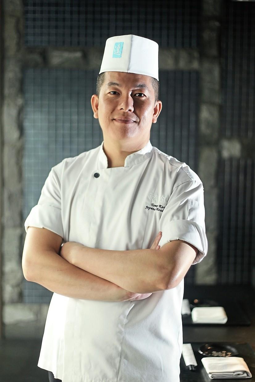 Kuan has added six new dishes to Tatsu's signature menu.