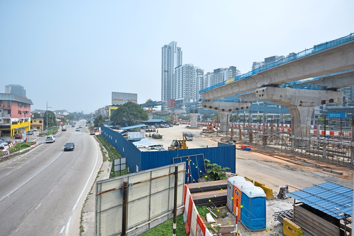 Also known as MRT2, the SSP Line is progressing ahead of schedule.