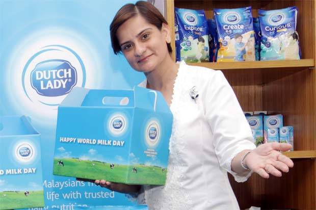 Consumer dairy marketing director Ramjeet Kaur Virik(filepic) said the industry's demand for high quality products has been increasing, and the company aims to cater to the needs of the players such as hotels, cafes and bakeries.