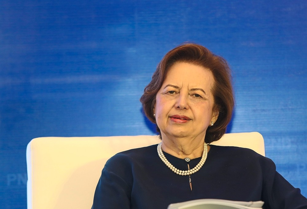Zeti Says Dr Mahathir Aware Of Jalil S Appointment The Star