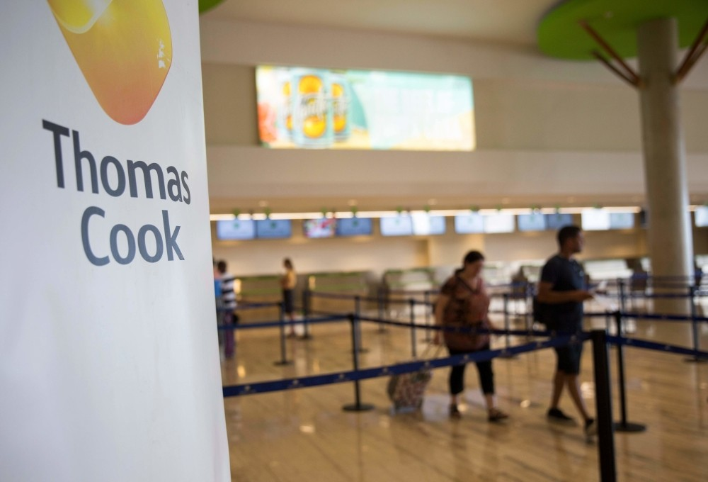 Thomas Cook's Condor gets US$420mil lifeline from Germany