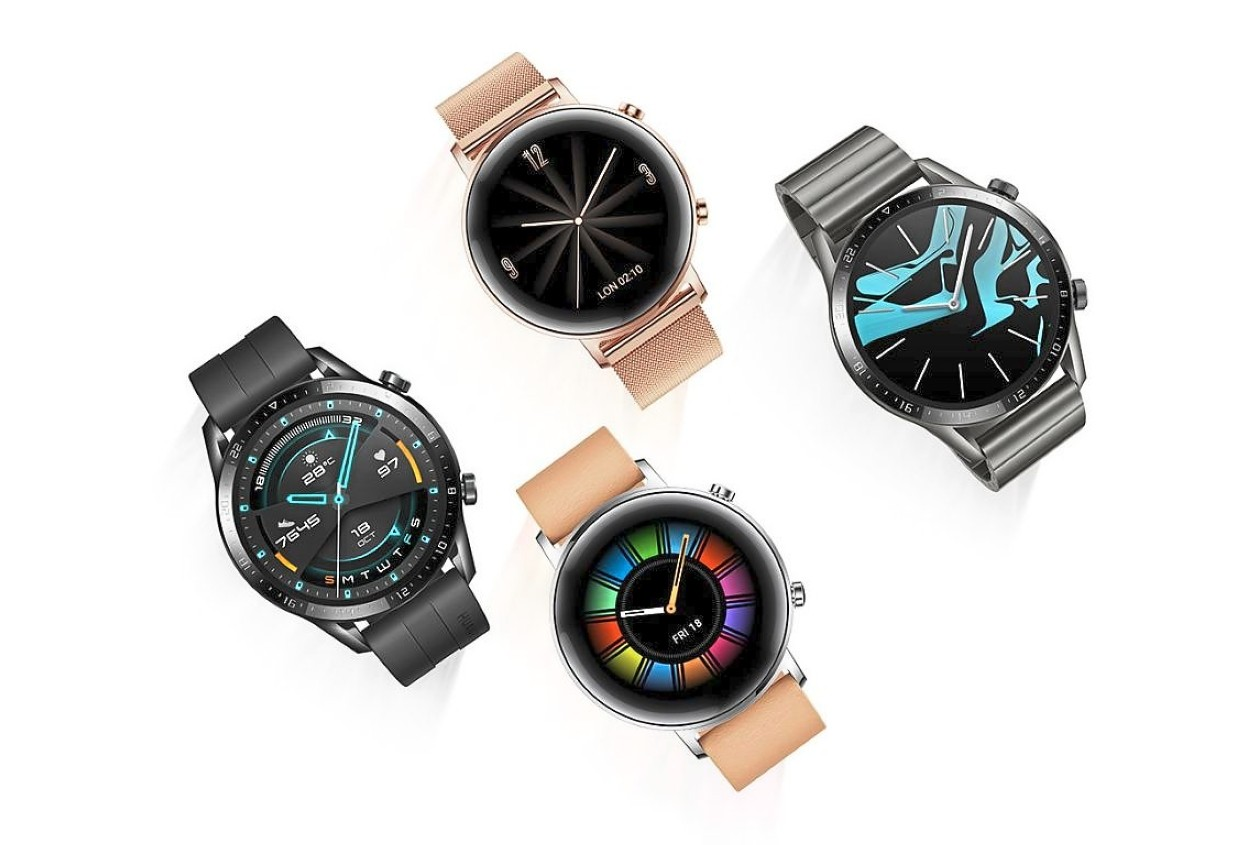 Powered by the Kirin A1 chip, the Watch GT 2 boasts a claimed battery life of 14 days per charge. — Huawei