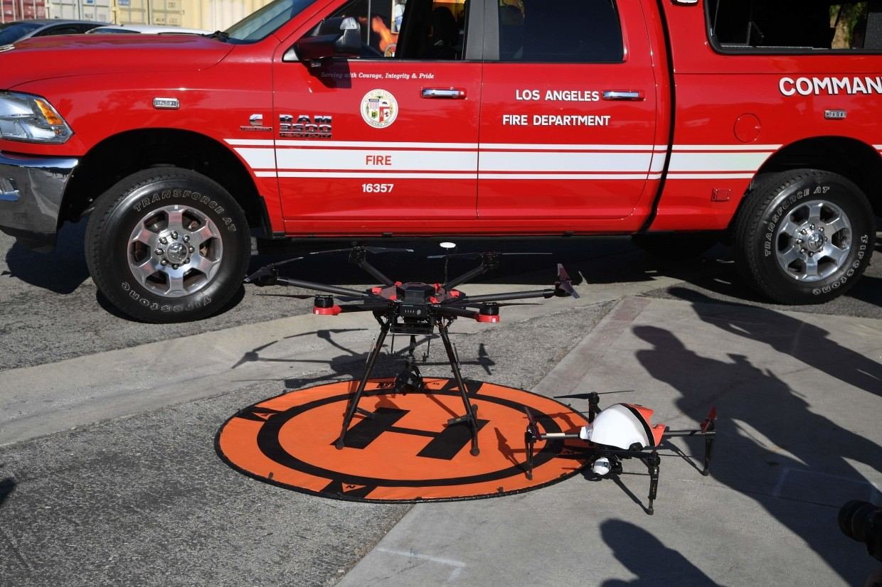 Fields said his department, one of the first major metropolitan fire departments to have a significant drone programme, has deployed the devices in at least 300 incident-related missions since 2017.