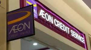 Transition year for Aeon Credit due to MFRS 9