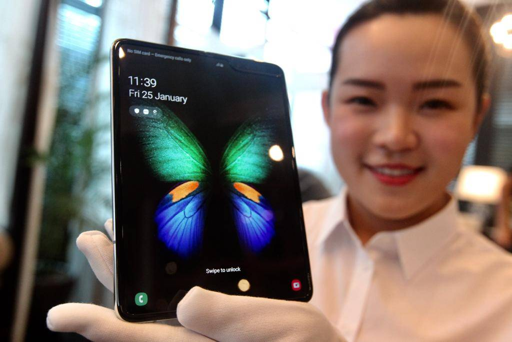 Samsung Galaxy Fold Available For Pre Order In Malaysia On Oct 9
