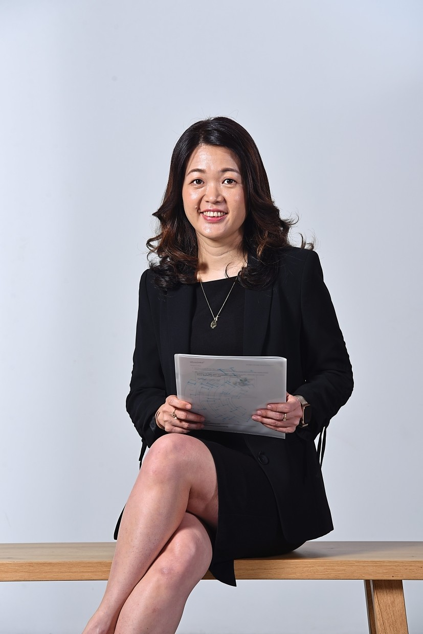 Going digital would save time and cost for both the insurance company and its customers by making claims more efficient, says Shieh. — Cyber Village