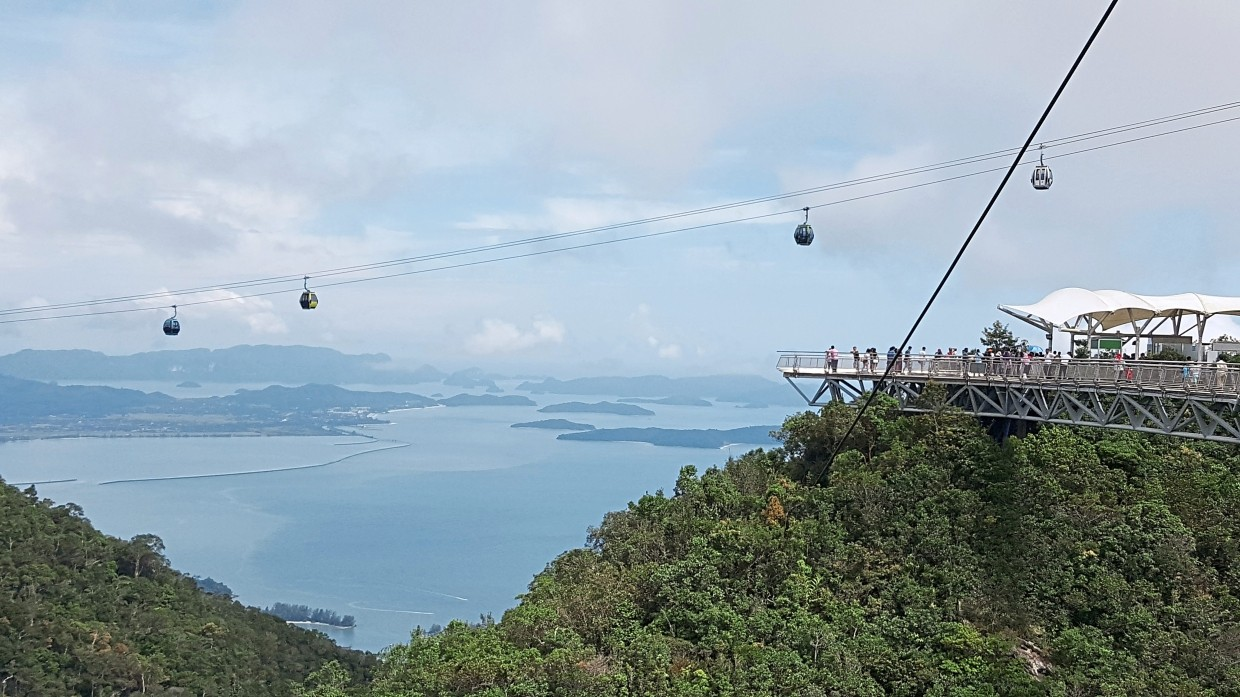 Langkawi will host multiple 5G demonstration projects to show how the next generation cellular technology can improve various industries. — Information Department of Malaysia