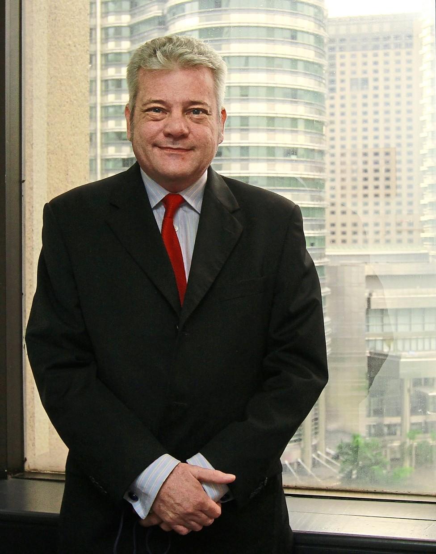Jones Lang Wootton senior vice-president David Jarnell