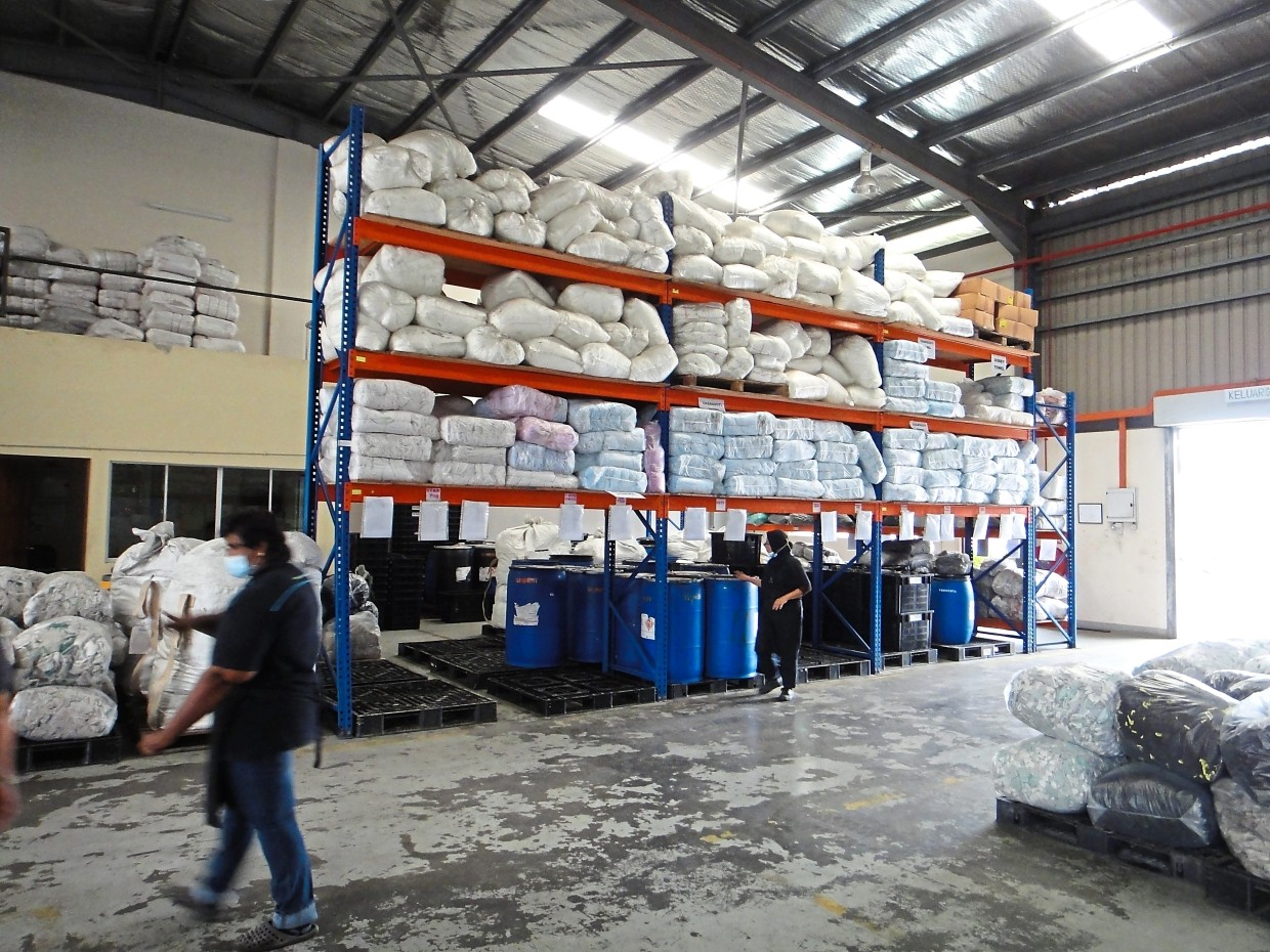 Reuse: Some of the materials that have been treated can be returned to industries for reuse, which will help to reduce cost for the companies.