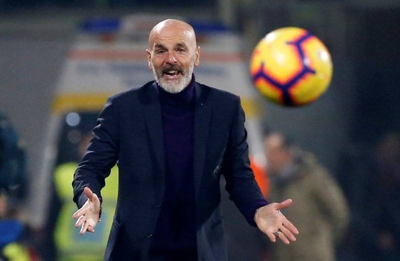 Football Ac Milan Appoint Pioli As New Coach On Two Year Deal The Star