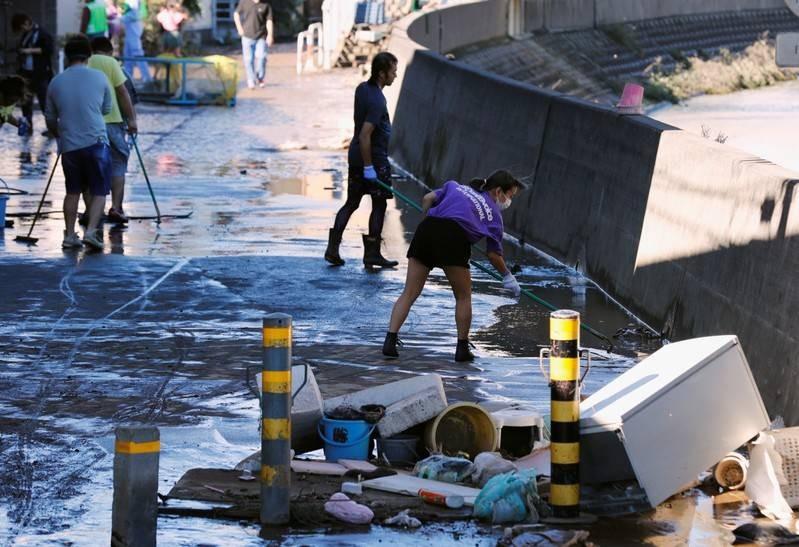 Seven people killed, 15 missing after Japan typhoon - NHK