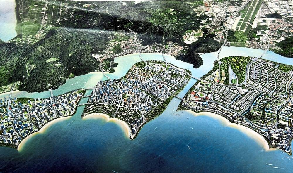 Penang South Reclamation (PSR) project