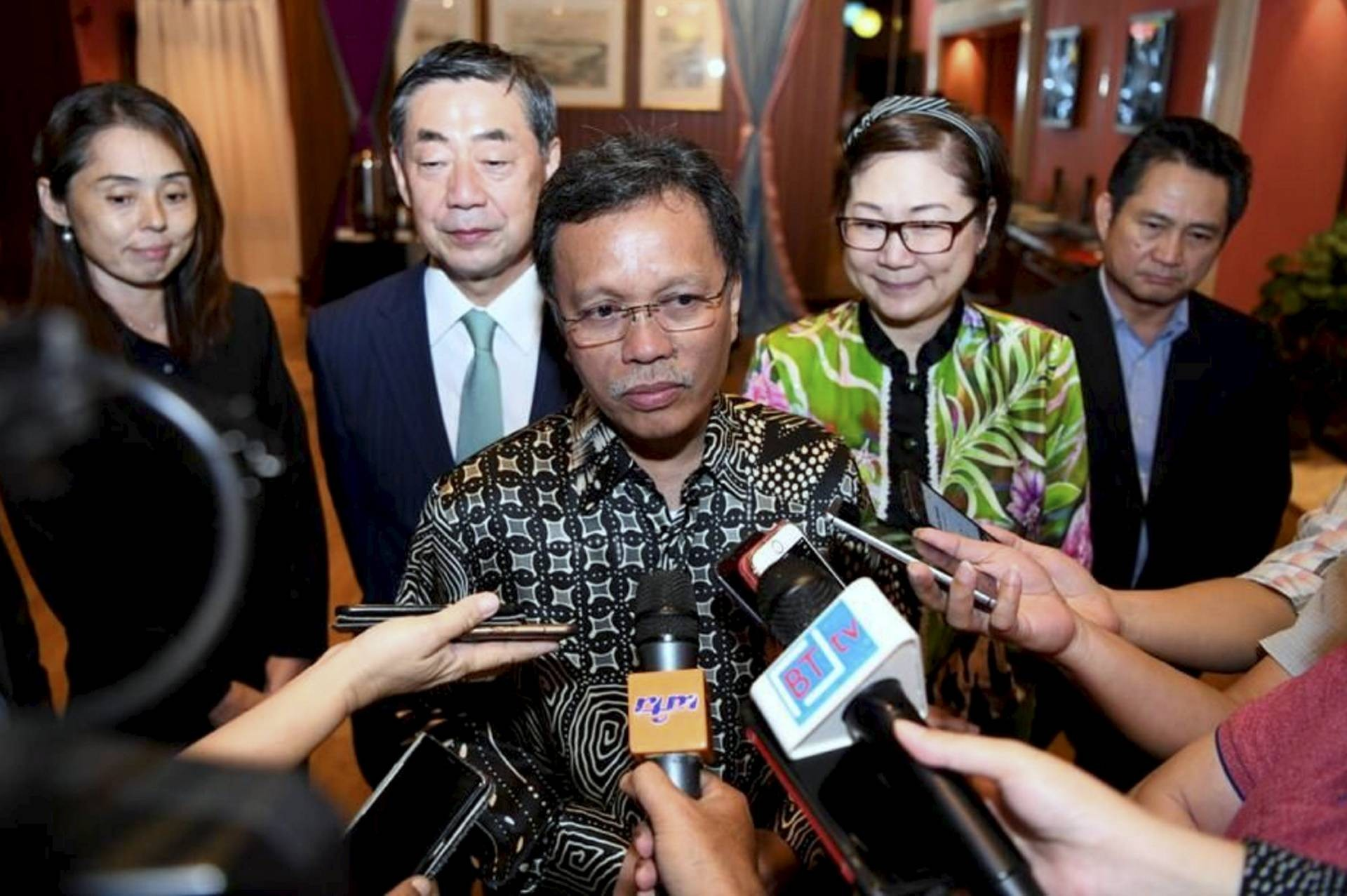 Tell us the Special Federal Grant formula, say Sabah, S'wak