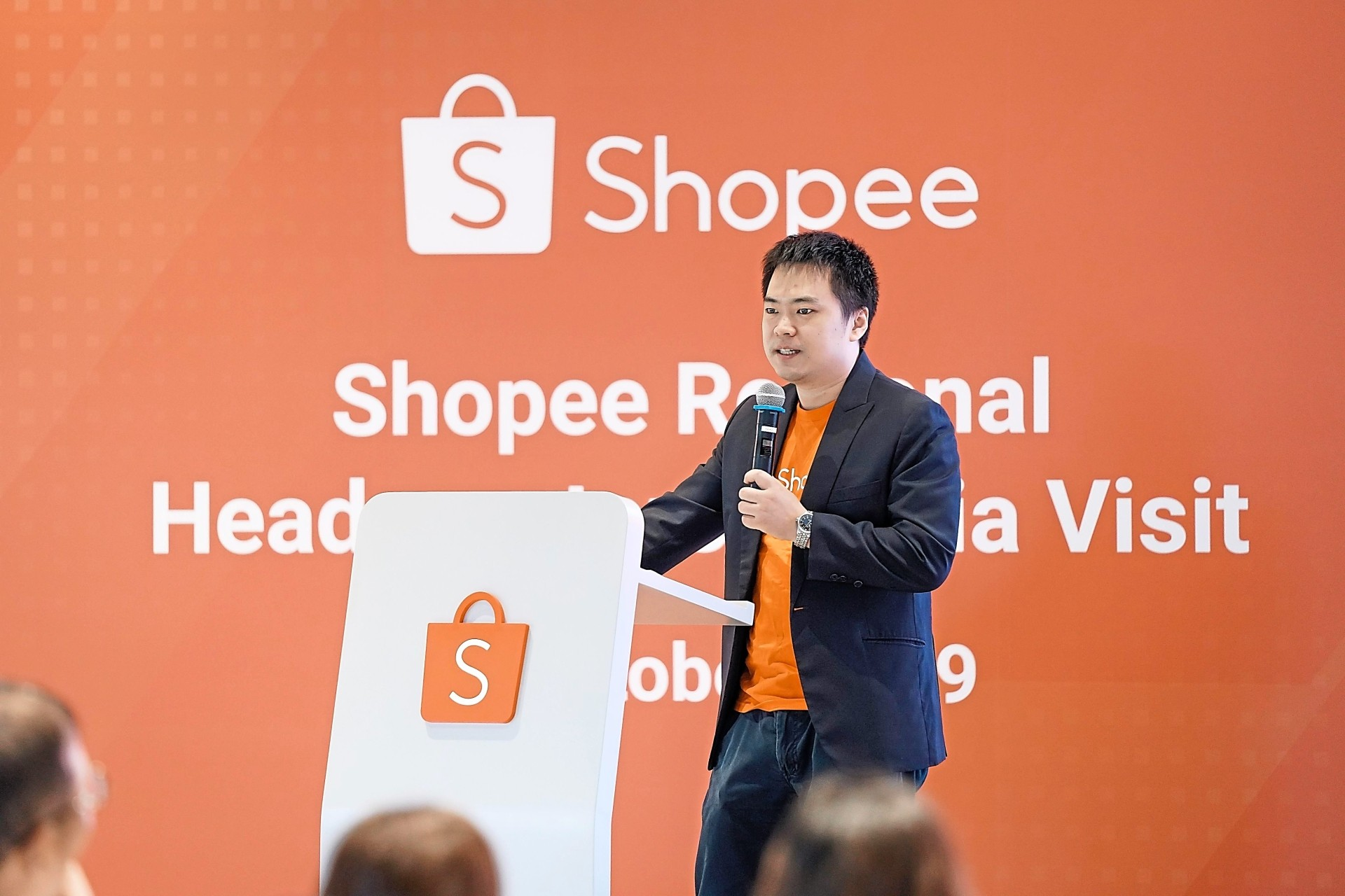 e commerce platform Shopee confident of sustaining strong growth ...