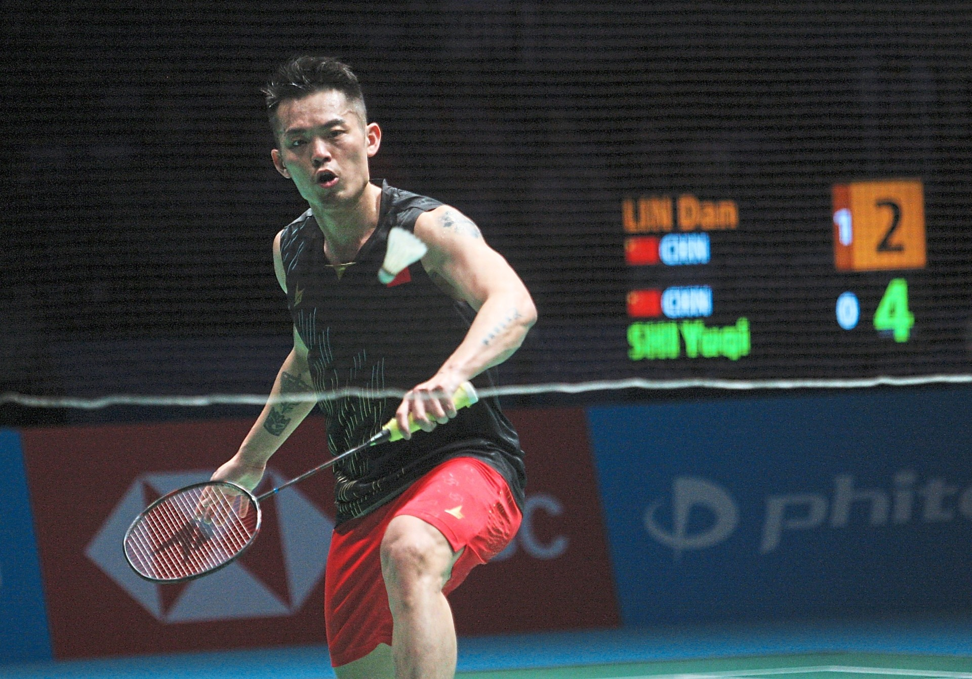 Badminton: Lin Dan could hang up racquet at China Open | The Star ...