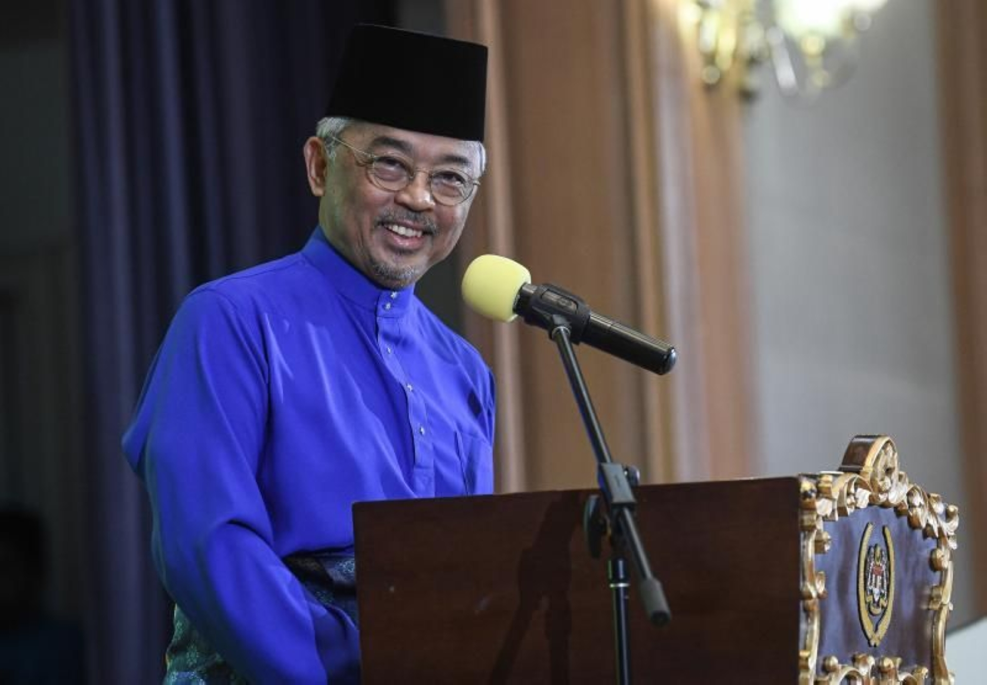 ensayo Integración Con rapidez  King congratulates Malaysian scientist Dr Serena | The Star Online