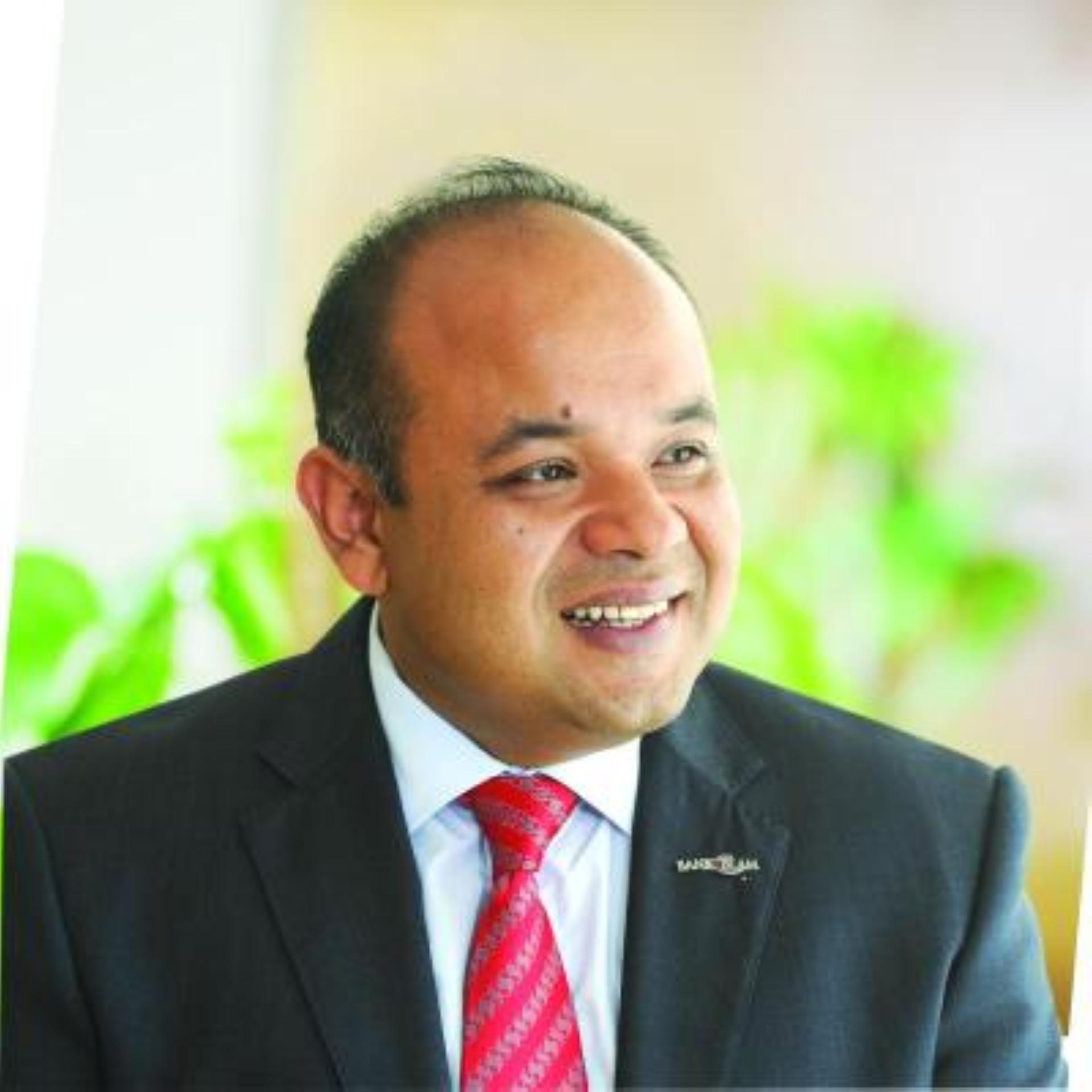 Khairul Kamarudin New Ceo Of Bank Muamalat The Star