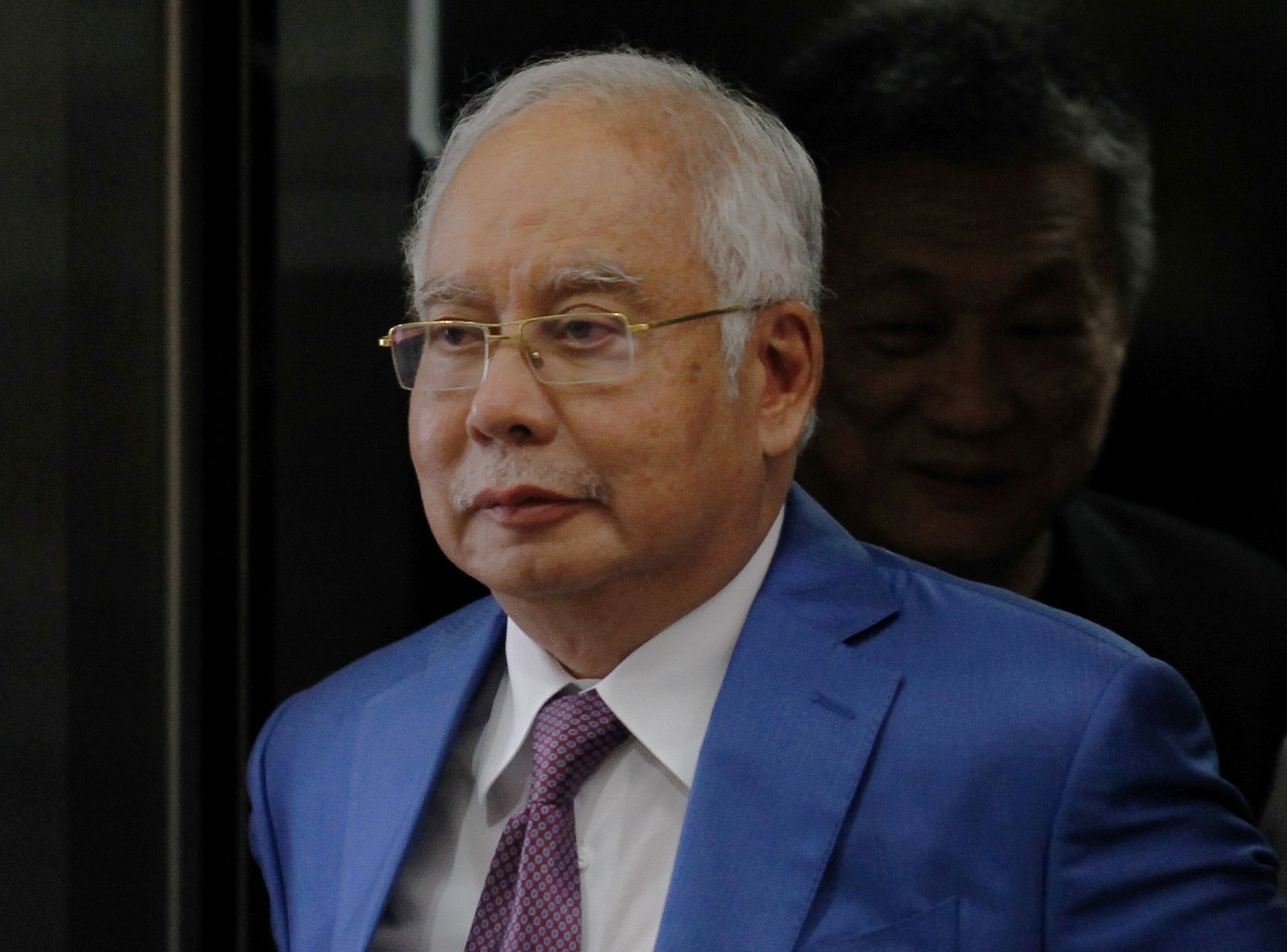 Najib's 'shocked reaction' over RM42mil was a mere drama, court told
