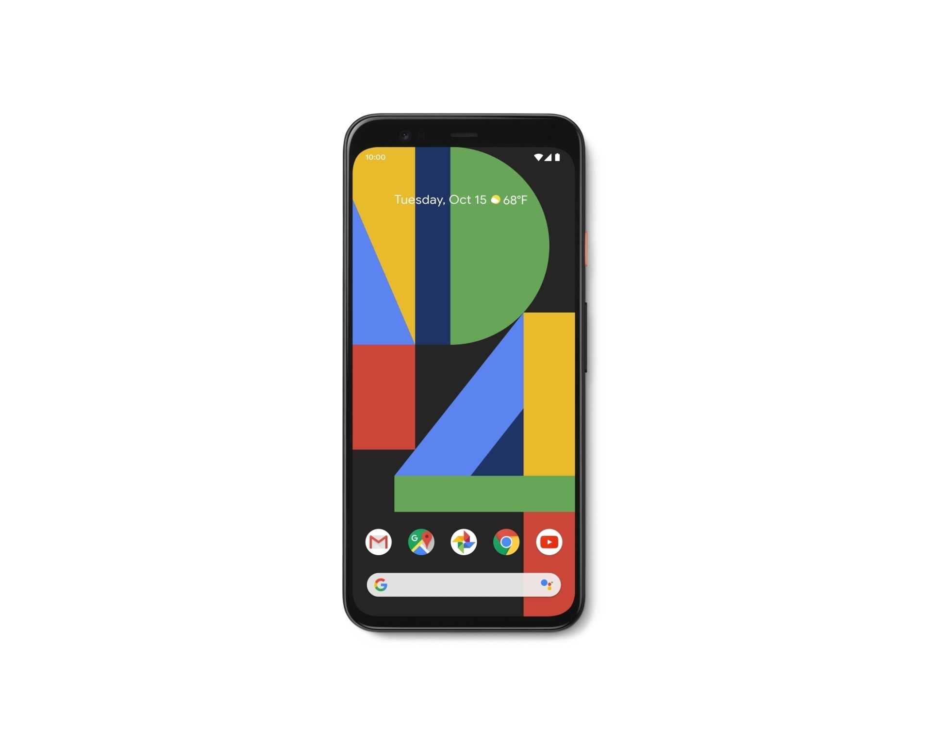 Google shipped some Pixel 4's in cereal boxes with actual cereal inside