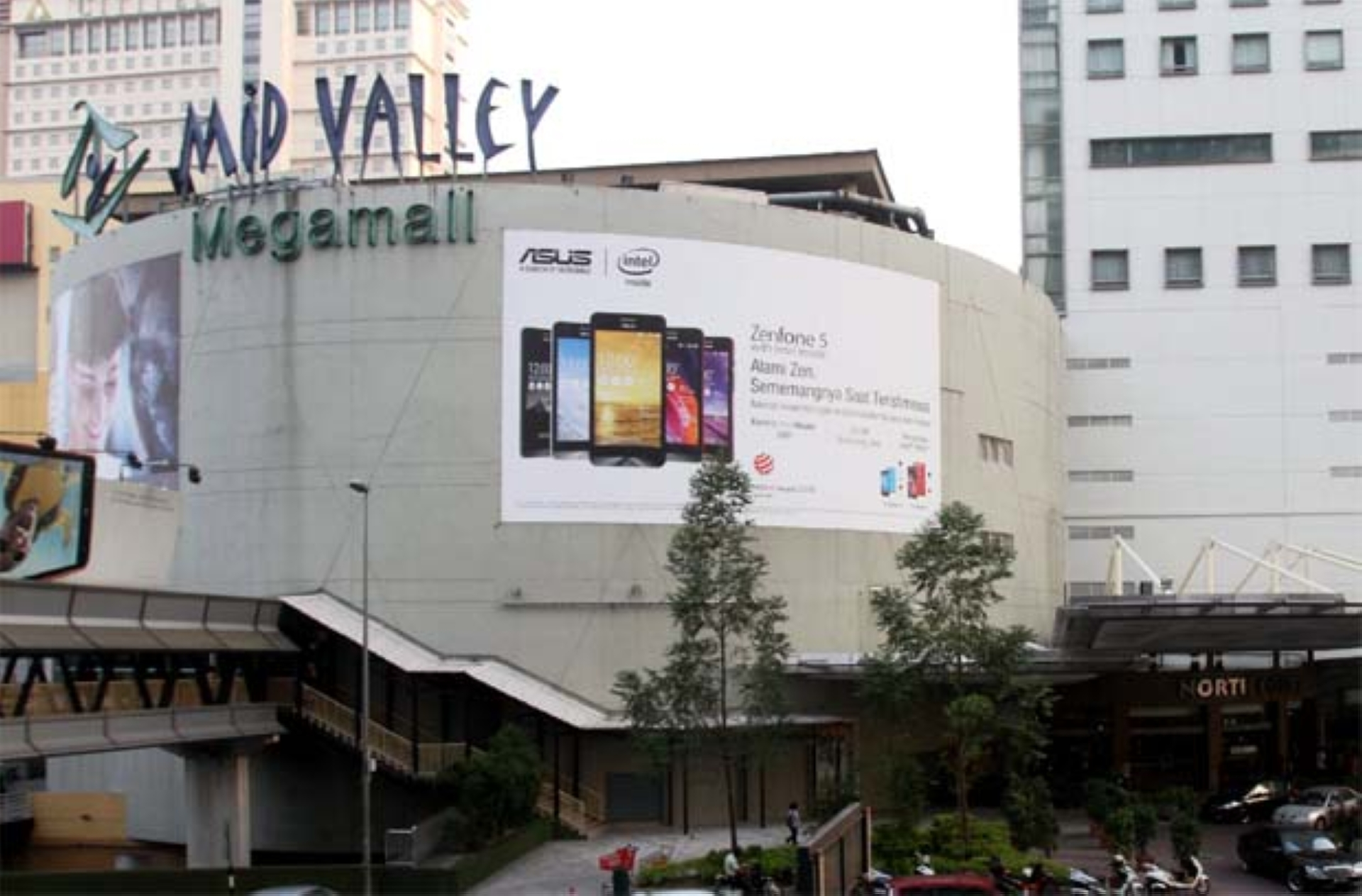IGB Real Estate Investment Trust owns Mid Valley Megamalll and the neighbouring Gardens Mall in Kuala Lumpur.