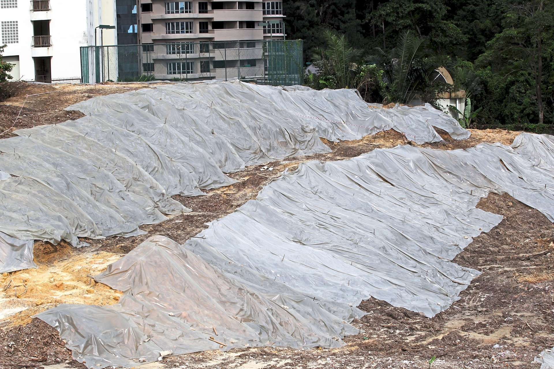 The company is among the biggest manufacturers for erosion control products in Asia, providing slope stabilisation solutions to prevent erosion.