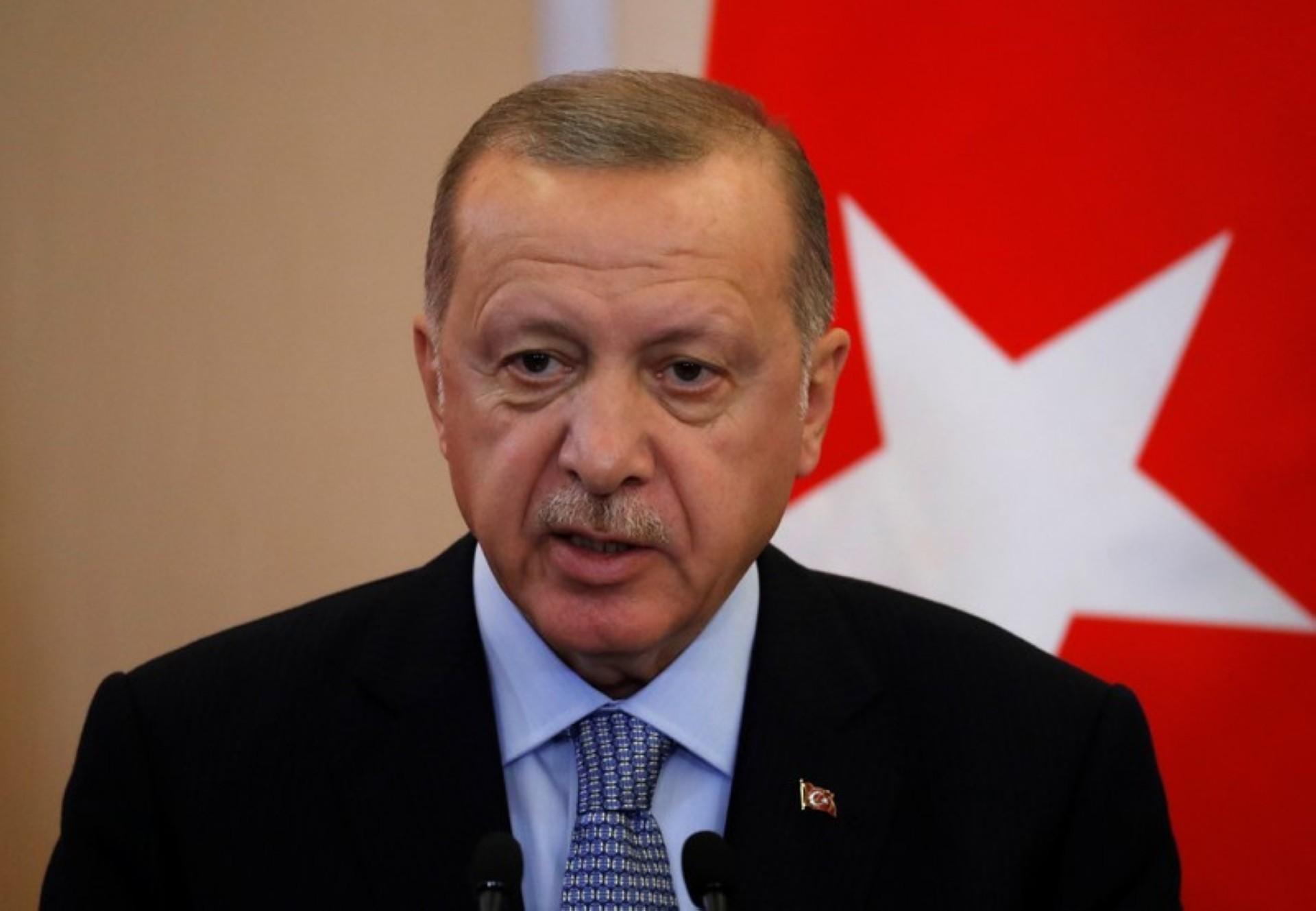Erdogan Files Complaint Against French Magazine Over Ethnic Cleansing Comment The Star