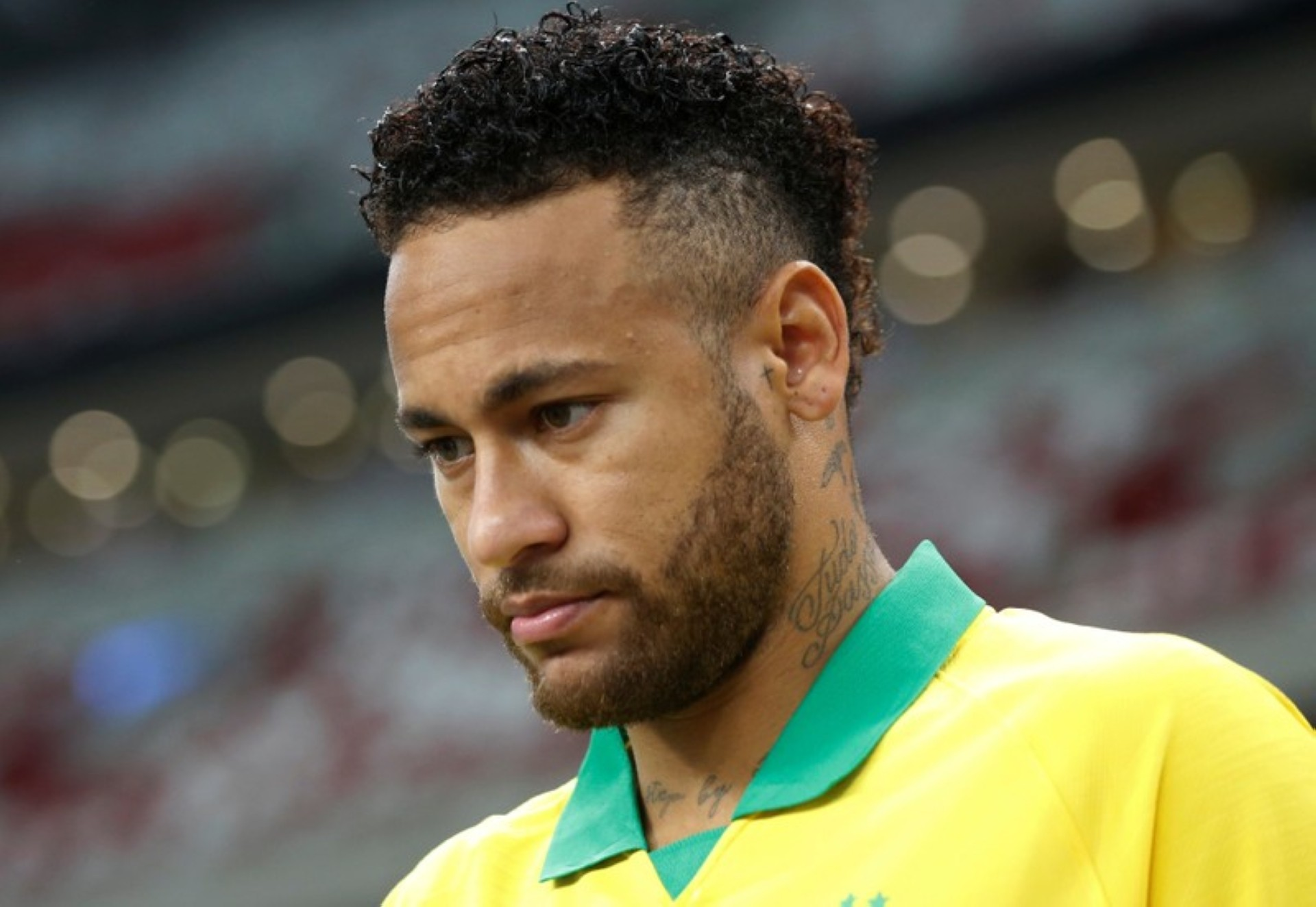 Image result for Injured Neymar out of much-changed Brazil squad for friendlies