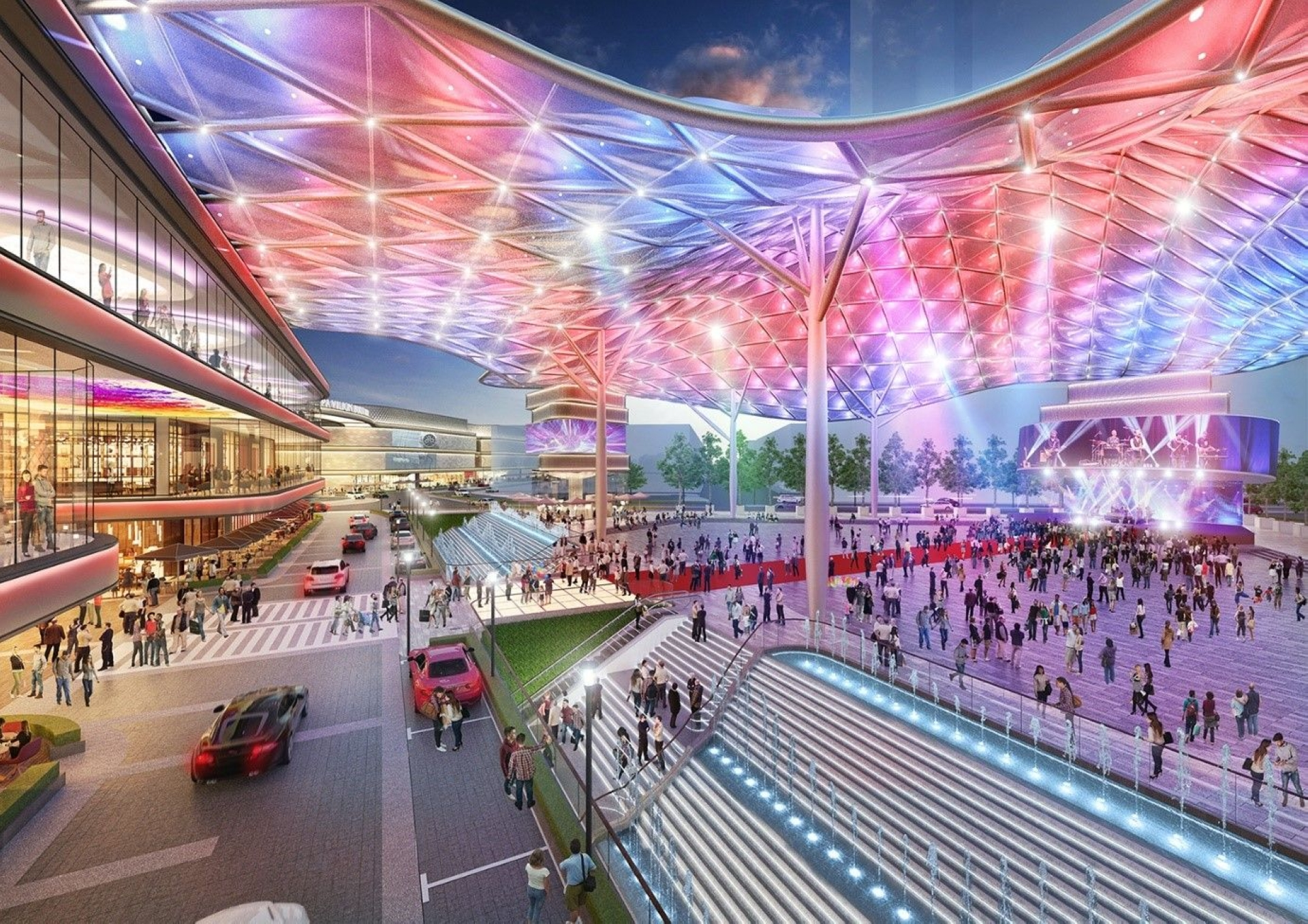 Slated for completion by March 2021, Pavilion Bukit Jalil mall will attract locals and tourists alike.