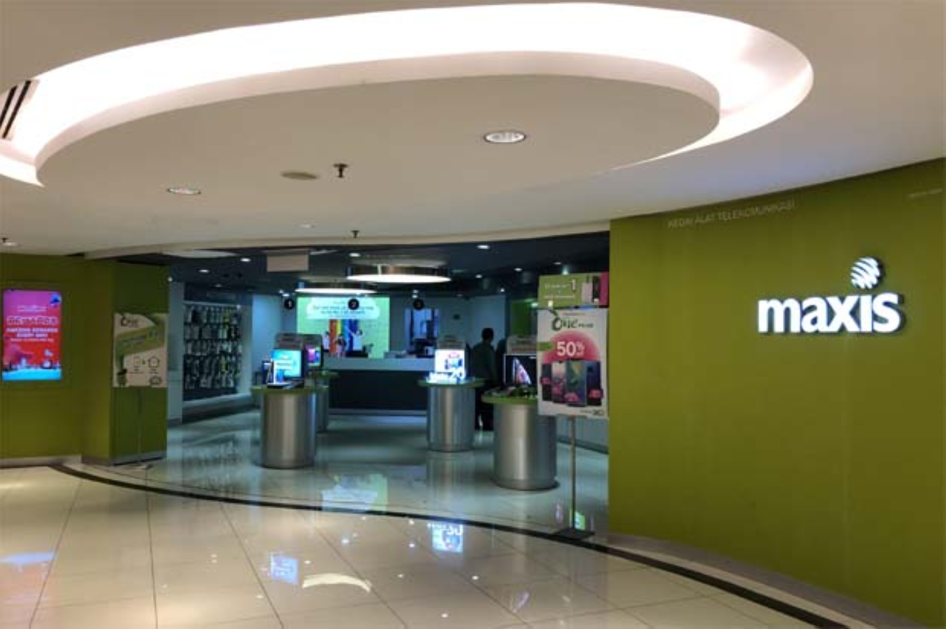 """""""The higher operating costs were due to upfront expenses to drive Maxis' aggressive expansion plan, as well as the increase in business volume, """"  Affin Hwang Capital said."""