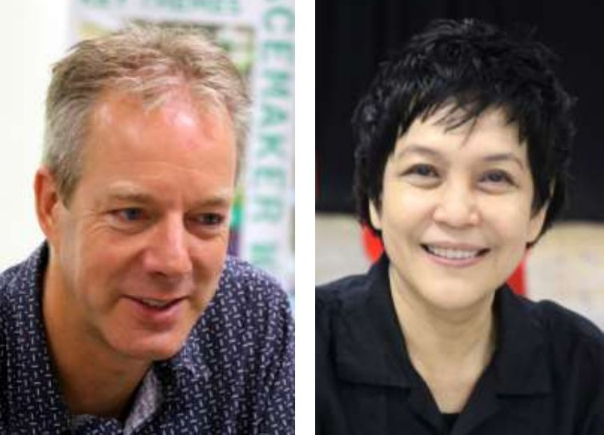 Hans Karssenberg of Stipo, will share his many years of experience in placemaking. (Right) Architect Nani Kahar of Lab DNA is one of the speakers at the inaugural Placemaker Week Asean which takes place from Nov 4 to 8.