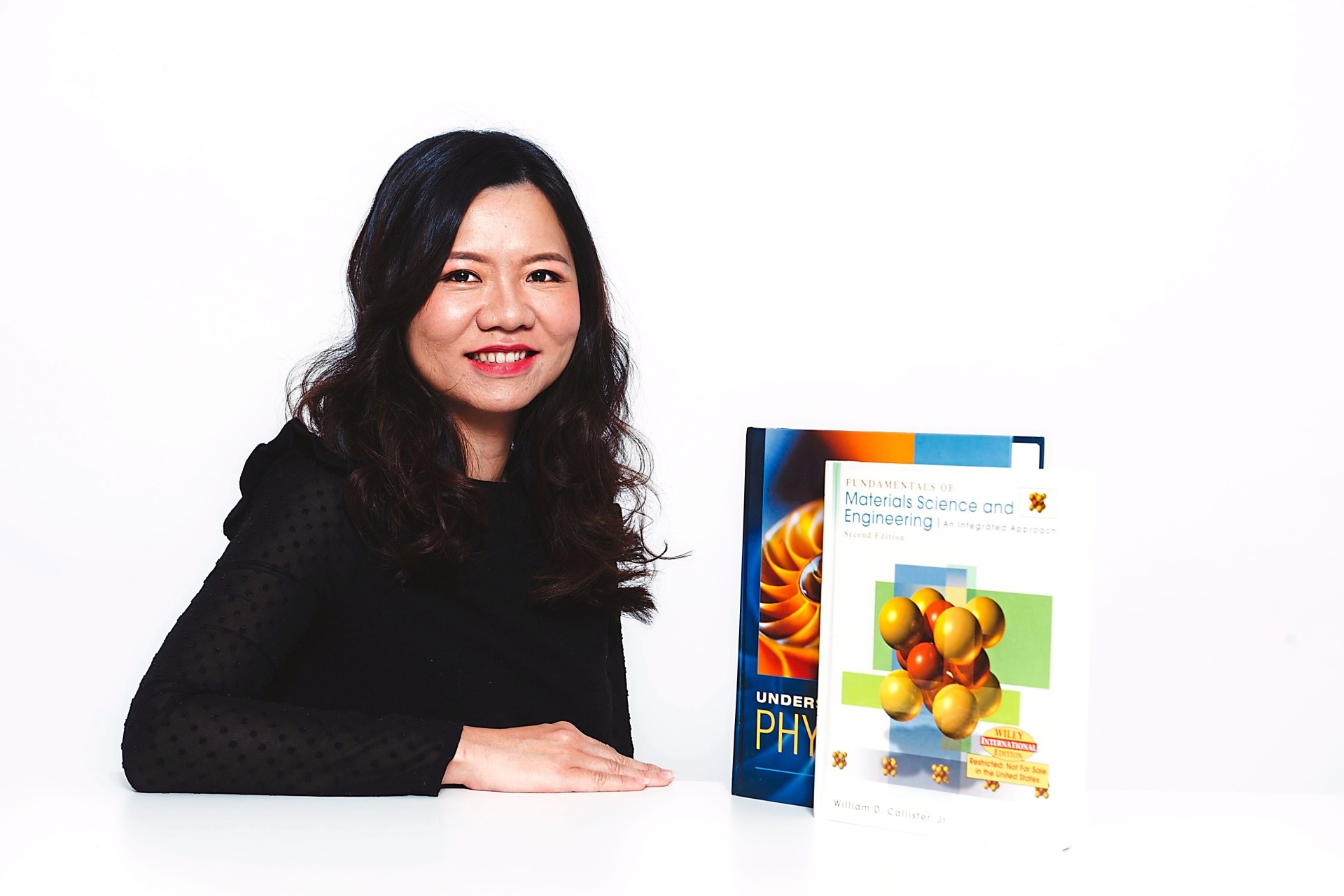 Winning this award tells the world that women scientists in Malaysia are brilliant, says Dr Lim. Photo: L'Oreal