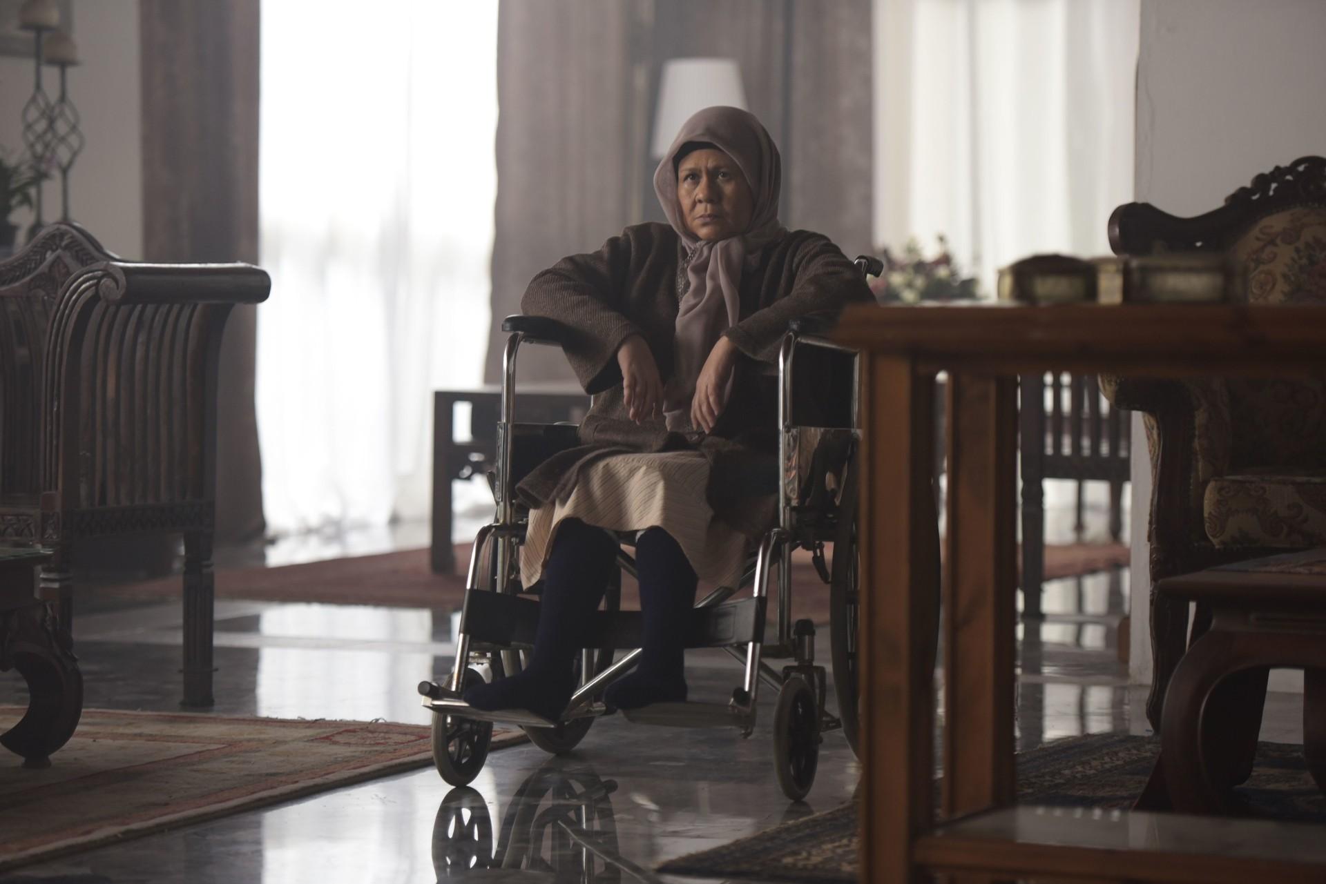 Fauziah Ahmad Daud applauds 'Pusaka''s storyline that touches into black magic.