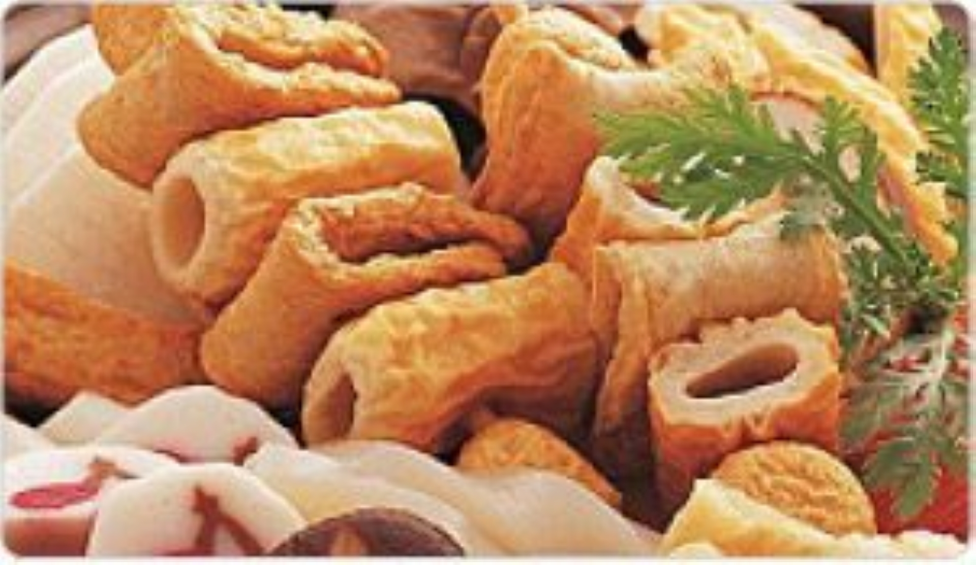 Eomuk (Korean fish cake) is a nutritious snack for everyone.