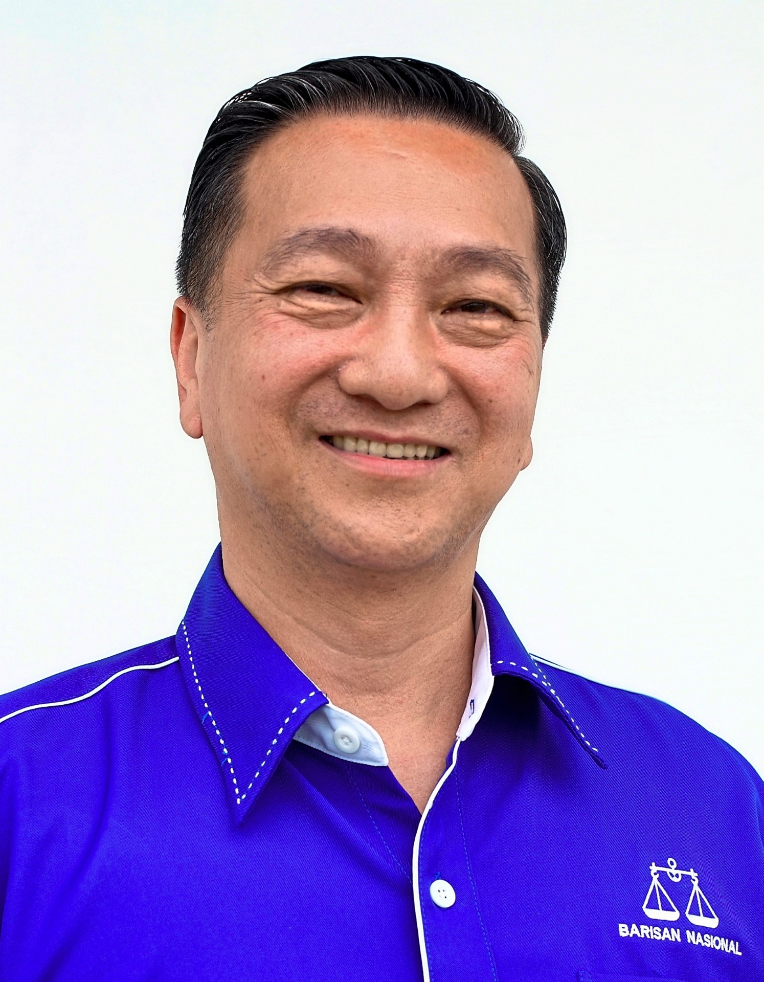 Wee: Is candidate representing Barisan.