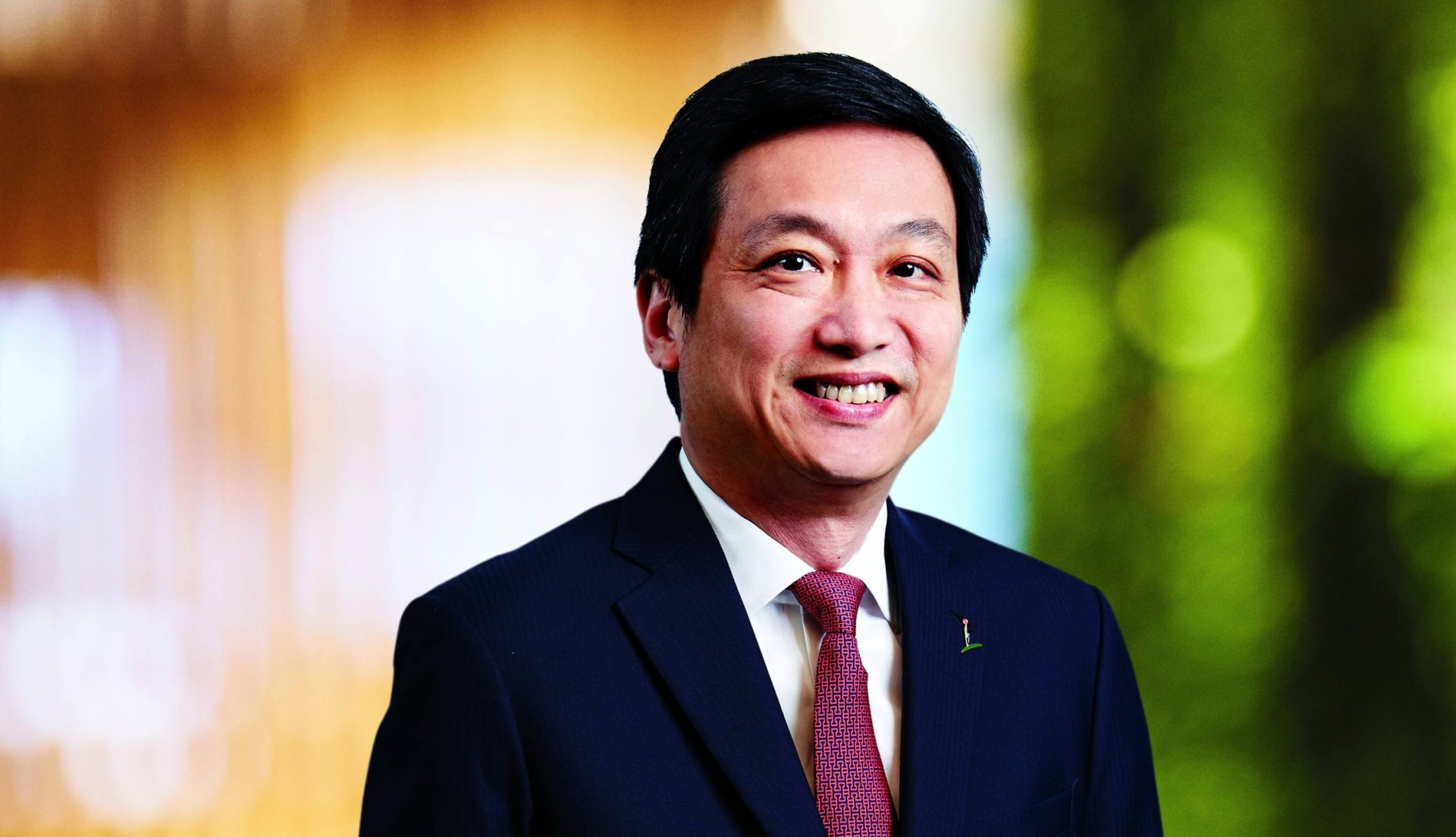 Ronald Tay, CEO of CapitaLand Singapore, Malaysia & Indonesia (Residential & Retail)