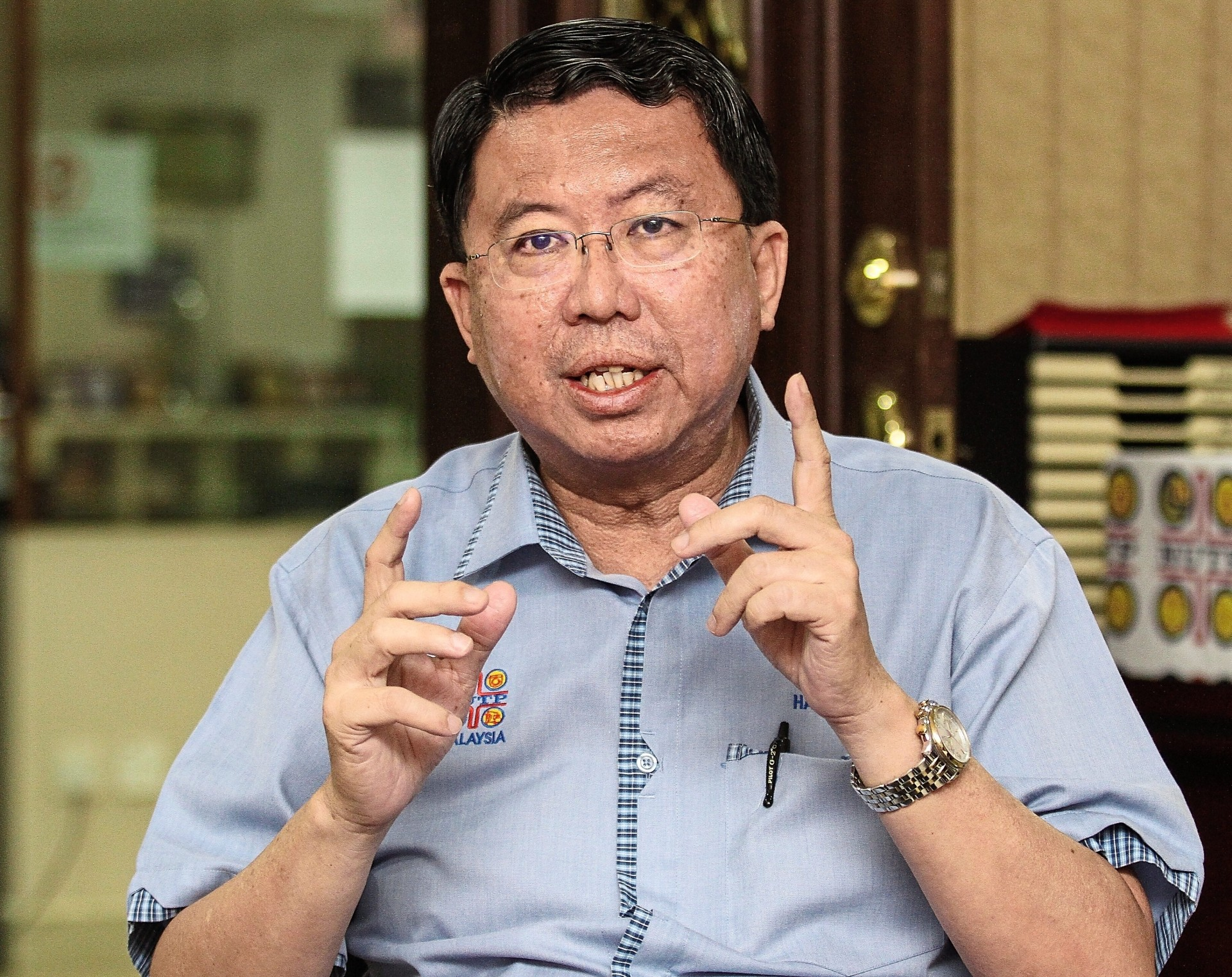 National Union of the Teaching Profession (NUTP) secretary-general Harry Tan