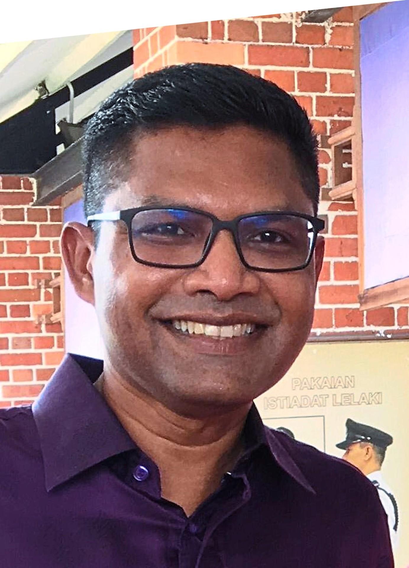 Datuk Dr Andrew Mohanraj