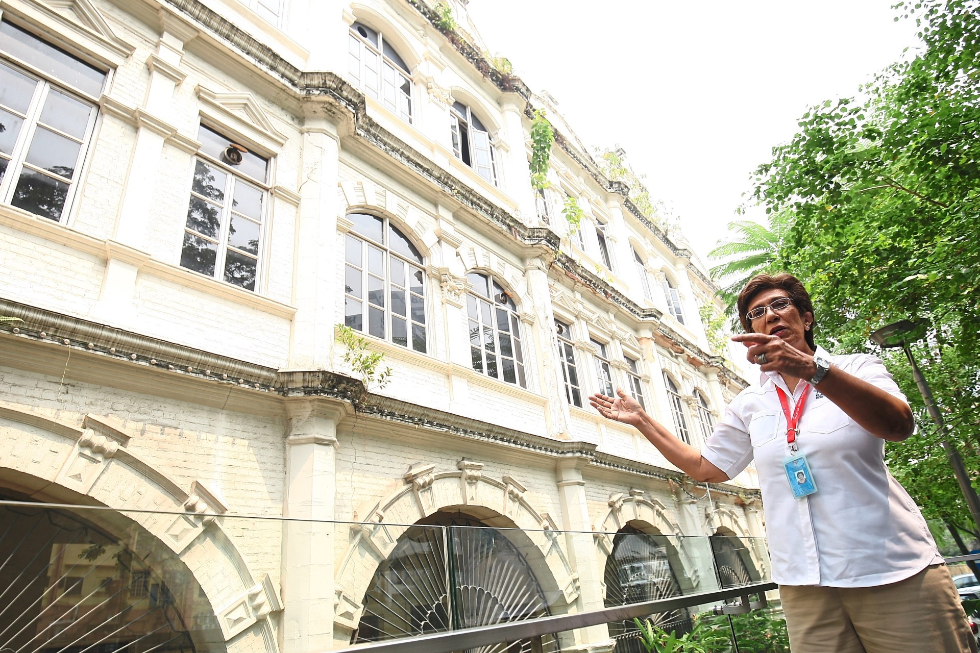 Jane Rai, a former chief heritage guide with Kuala Lumpur Tourism Bureau, was embarrassed when tourists kept pointing out the terrible shape of the heritage buildings.