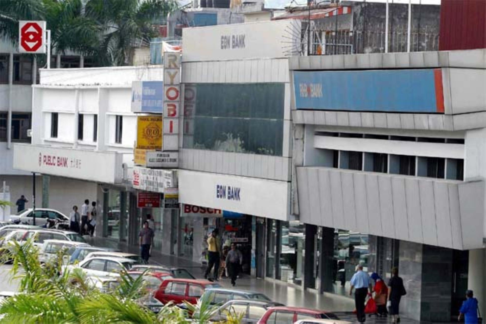 Banks Malaysian