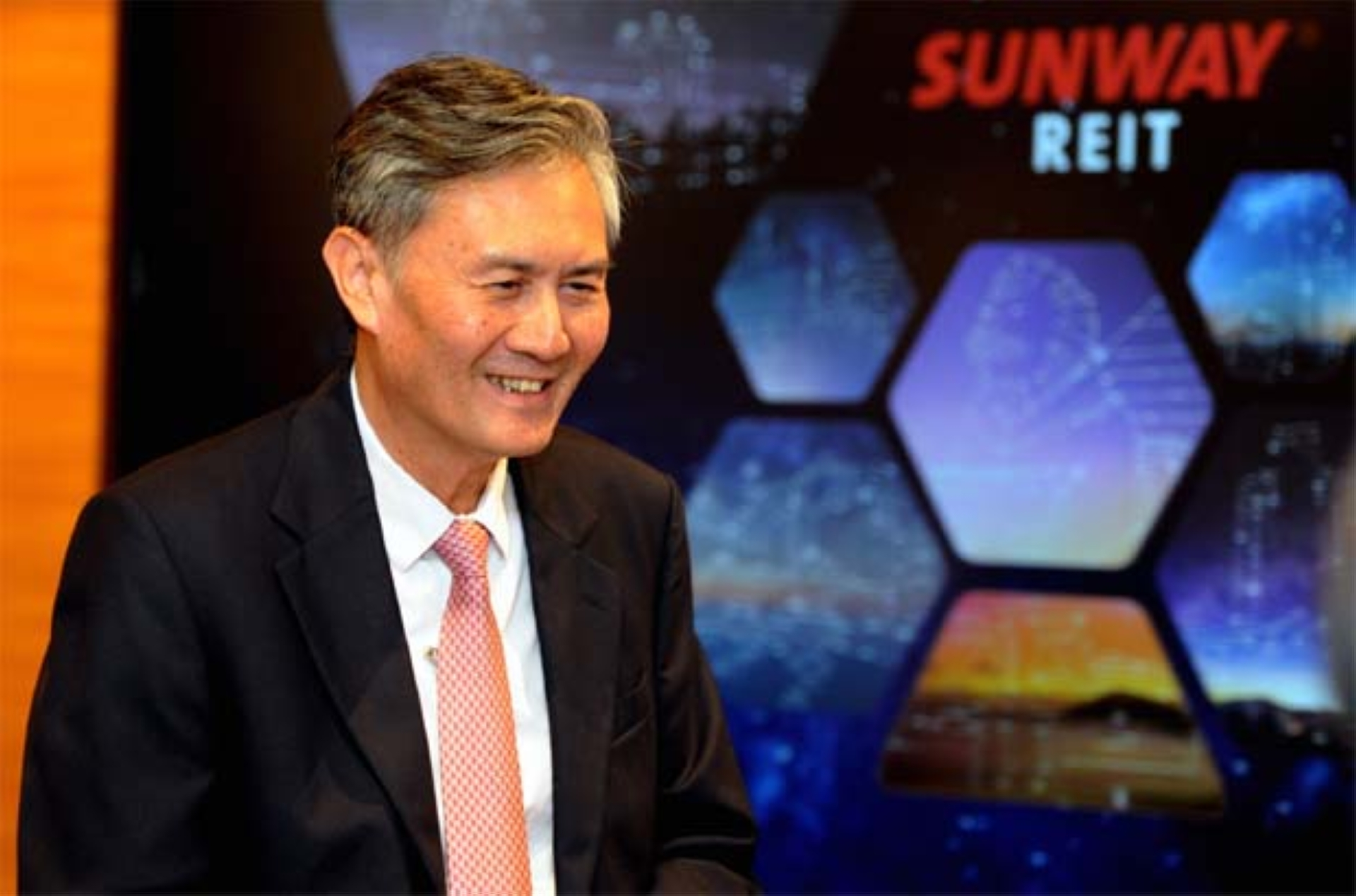 In a statement, Sunway REIT Management Sdn Bhd CEO Datuk Jeffrey Ng(pic) said SunREIT was expected to deliver sustainable DPU for financial year (FY) ending June 30,2020.