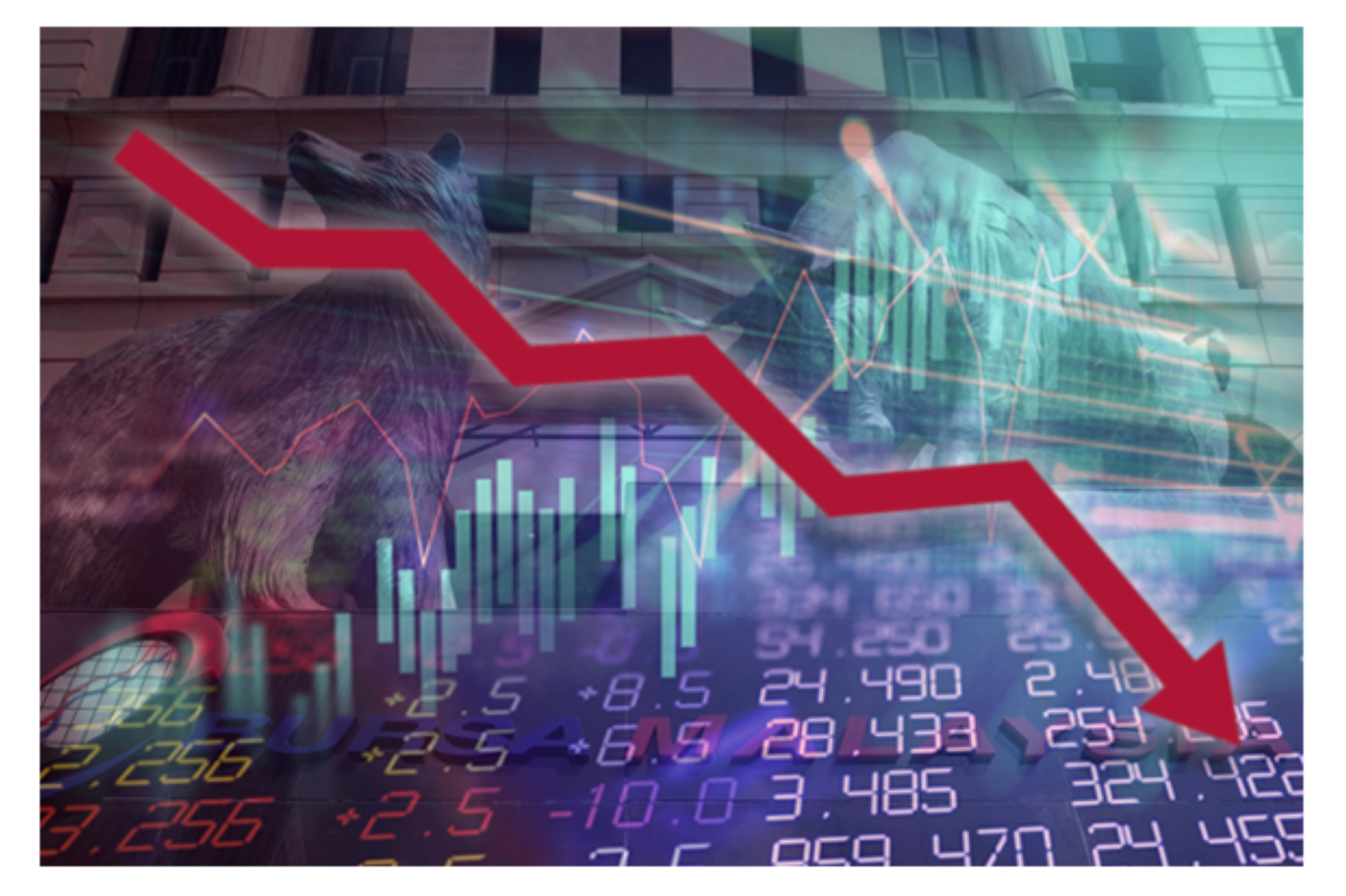 KLCI stays little changed amid caution on trade deal