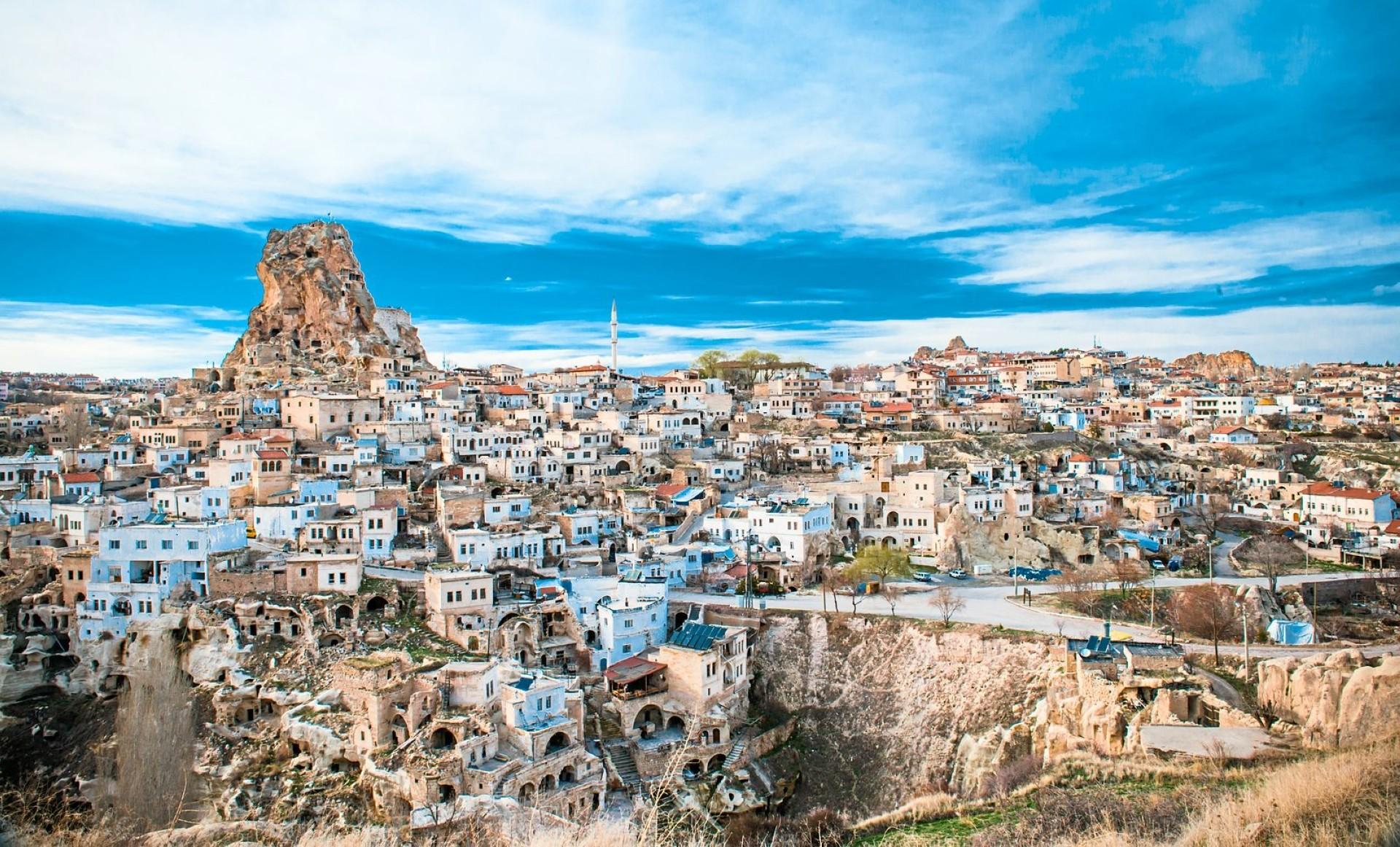 Cappadocia townscape in Turkey. — Insight Vacations